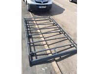 Vivaro, Traffic or Primestar Rhino Roof Rack 2002-2014
