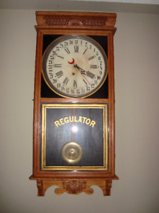 Antique Regulator Clocks Kijiji In Ontario Buy Sell