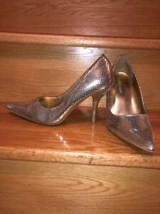 High Heel Sillitoe Shoes