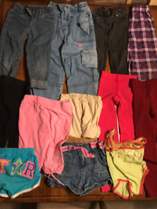 Girl's Size 4 Clothing - 23 Items