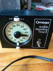 Omega audible repeating timer II