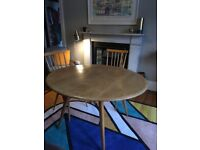 Ercol vintage midcentury dining table (fully restored)