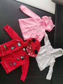 4 x 6 - 9 mnths baby bundle clothes