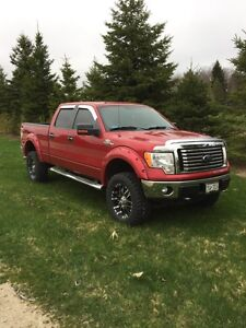 2011 Lifted Ford F-150 Super Crew 4x4 for sale