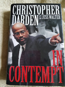 """""""In Contempt"""" by Christopher Darden"""