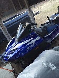 MUST SELL!!! 1998 Yamaha SRX 700