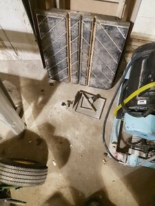 Complete target 120/240 volt 10 in wet tile saw Regina Regina Area image 2