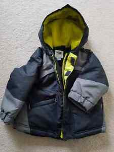 Winter coat size 18 to 24months - (REDUCED Price) Cambridge Kitchener Area image 2