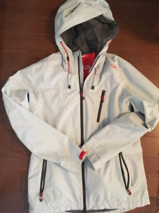 Mint condition CMP Ladies Waterproof  Shell w/ DWR