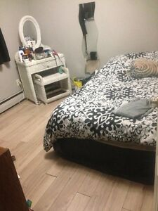 Avail NOW - Sapcious 1 bdrm, Heat/HW incl.  Laundry on site