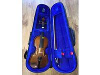 Stentor 1/10 size Beginners Violin & Case