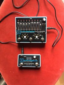 EHX 8step guitar/keyboards sequencer