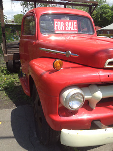 1952 Ford F-6 series Vintage Truck