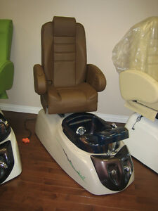 Pedicure Spa PIPELESS with massage chair, Canada wide shipping Kawartha Lakes Peterborough Area image 2