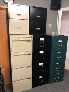 OFFICE FILING CABINETS - Priced for quick sale!