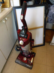 Hover 12 amp upright bagless vacuum cleaner  $20