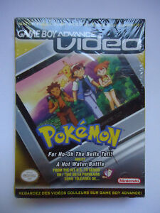GameBoy Advance Video - Pokemon For ho-oh the bells toll and...