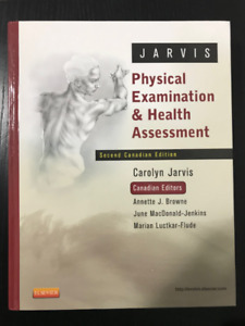 Jarvis Physical Examination & Health Assessment (Second Edition)