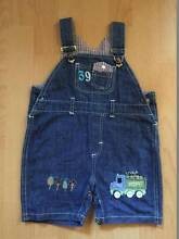 summer playsuit jeans overalls (12-24 months - length adjustable) Maylands Bayswater Area Preview