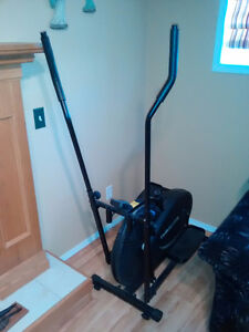 Cardio Style ET100 Elliptical trainer