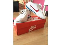 Nike Cortez Ultra Moire , Red,White and Blue UK 6