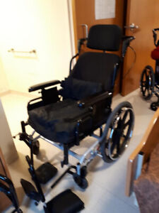 Power Plus Supertilt Plus Wheelchair  $600.00