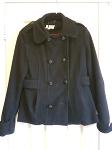 Womens Winter Peacoat