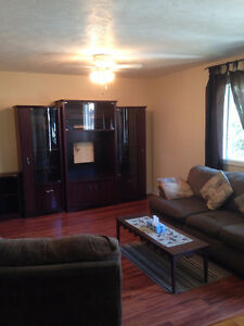 FURNISHED/QUALITY/ CLEAN/ QUIET / 2 BED .APT.