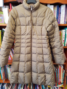 Moncler Long Winter Coat - EUC