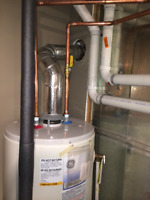 Hot Water Tank  fully installed ONLY 1100! Call now!!