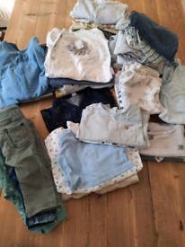 Boys 3-6 month bundle over 50+ quality items mainly Next