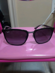 bnwt Authentic Ray Bans RB4303 asking $80