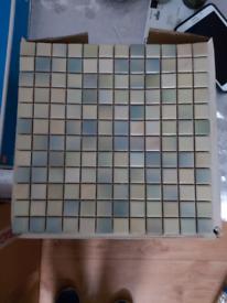 Mosaic wall or floor tiles 5sqm