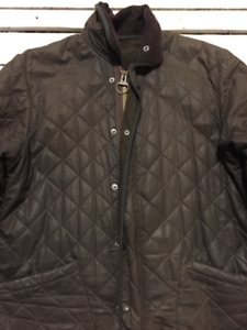 Quilted Barbour Jacket (Mens M) - $70