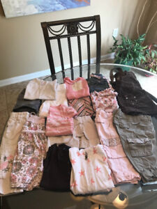 Size 4 Girls Clothes, 16 pcs For $20