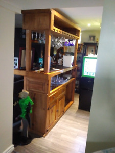 Hand Crafted Bar