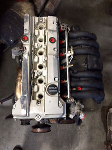 Mercedes-Benz S320 1991-1998 A/T Engine Long Block 182 000KM
