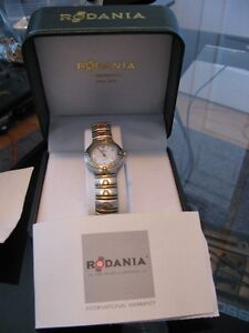 Rodania Sapphire Ladies Watch London Ontario image 1