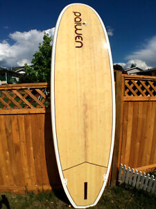 Bamboo Stand Up Paddleboard SUP Package