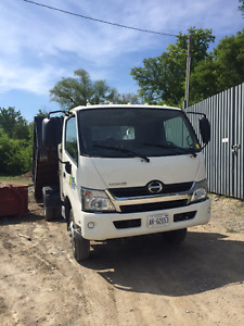 Selling 2014 Hino 195 with 30,000KM