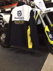 2017 HUSQVARNA RACING TEAM PIT JACKET