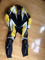 Dainese one piece racing leathers
