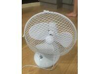 Benross 9 Inch Desk Fan 30 Watts