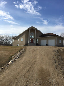 Custom Built Home in Chater