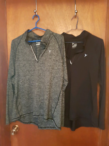 2 active old navy shirts XL
