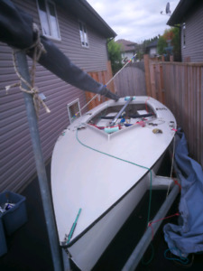 Lightning Sailboat - Great Boat in very good condition!!