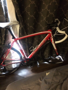 2012 specialized Allez with carbon fork