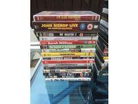 Loads of DVDS, make me an offer 😀
