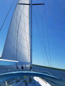Grampian Seaforth 34 Sailboat - New Sails!!