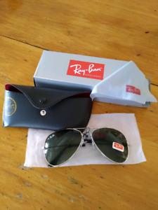Ray Ban lunette de soleil
